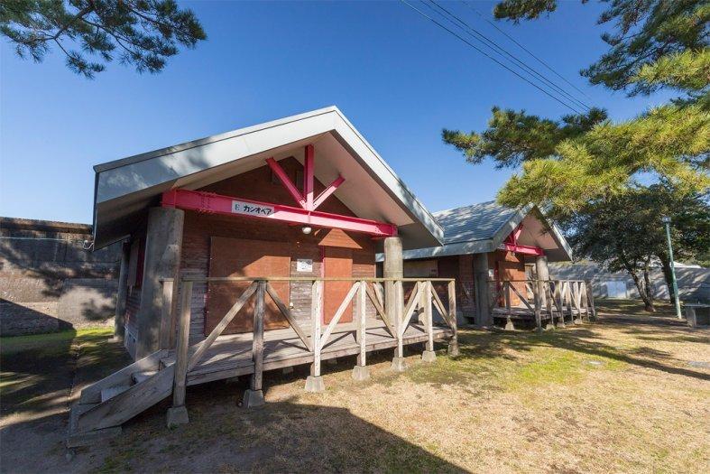 国分キャンプ海水浴場 -北薩地区- イメージ画像