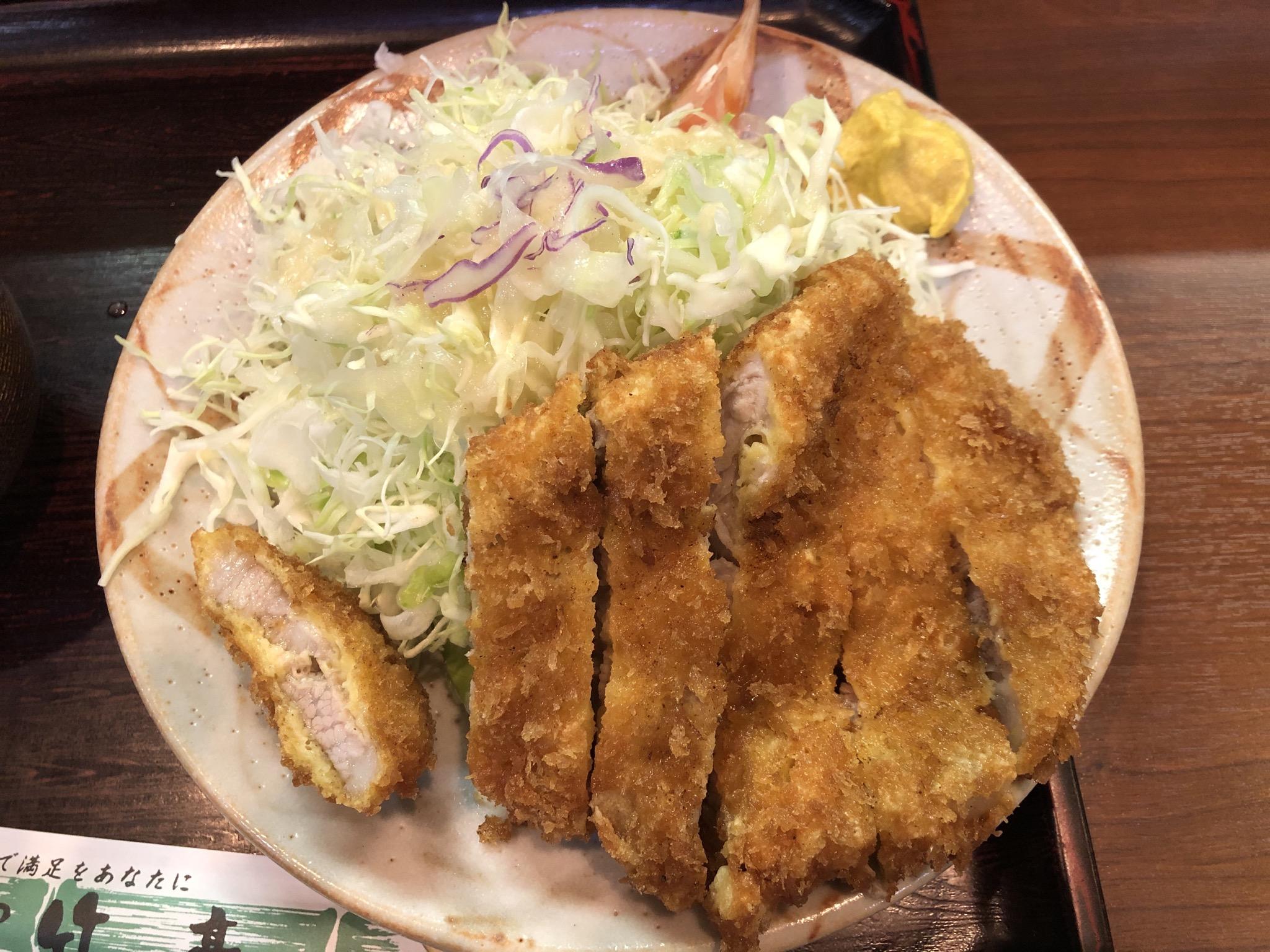 とんかつ 竹亭 田上店 豚肉生産量日本一! 鹿児島県内はとんかつの名店ぞろい!! イメージ画像