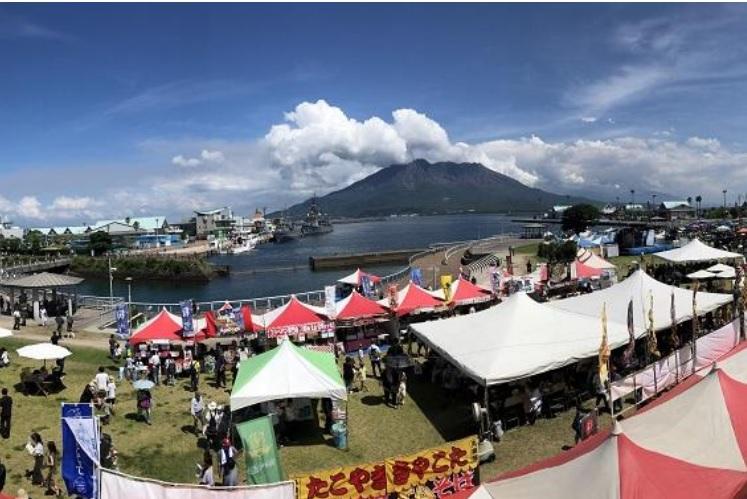 錦江湾潮風フェスタ 錦江湾や桜島の魅力を感じる2日間(※2020年のイベントは、中止となりました。) イメージ画像
