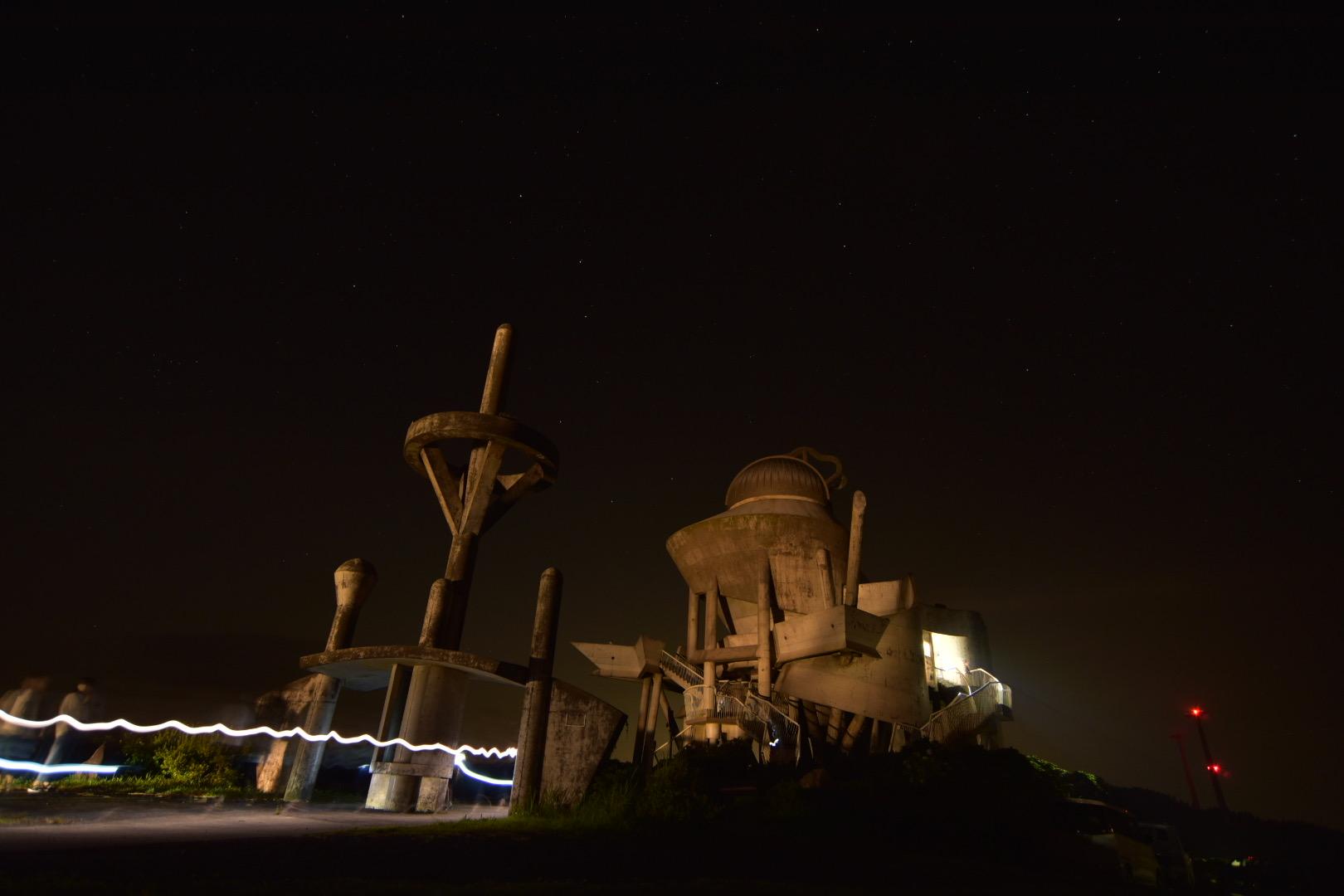 輝北うわば公園キャンプ場・輝北天球館 -大隅地区- イメージ画像