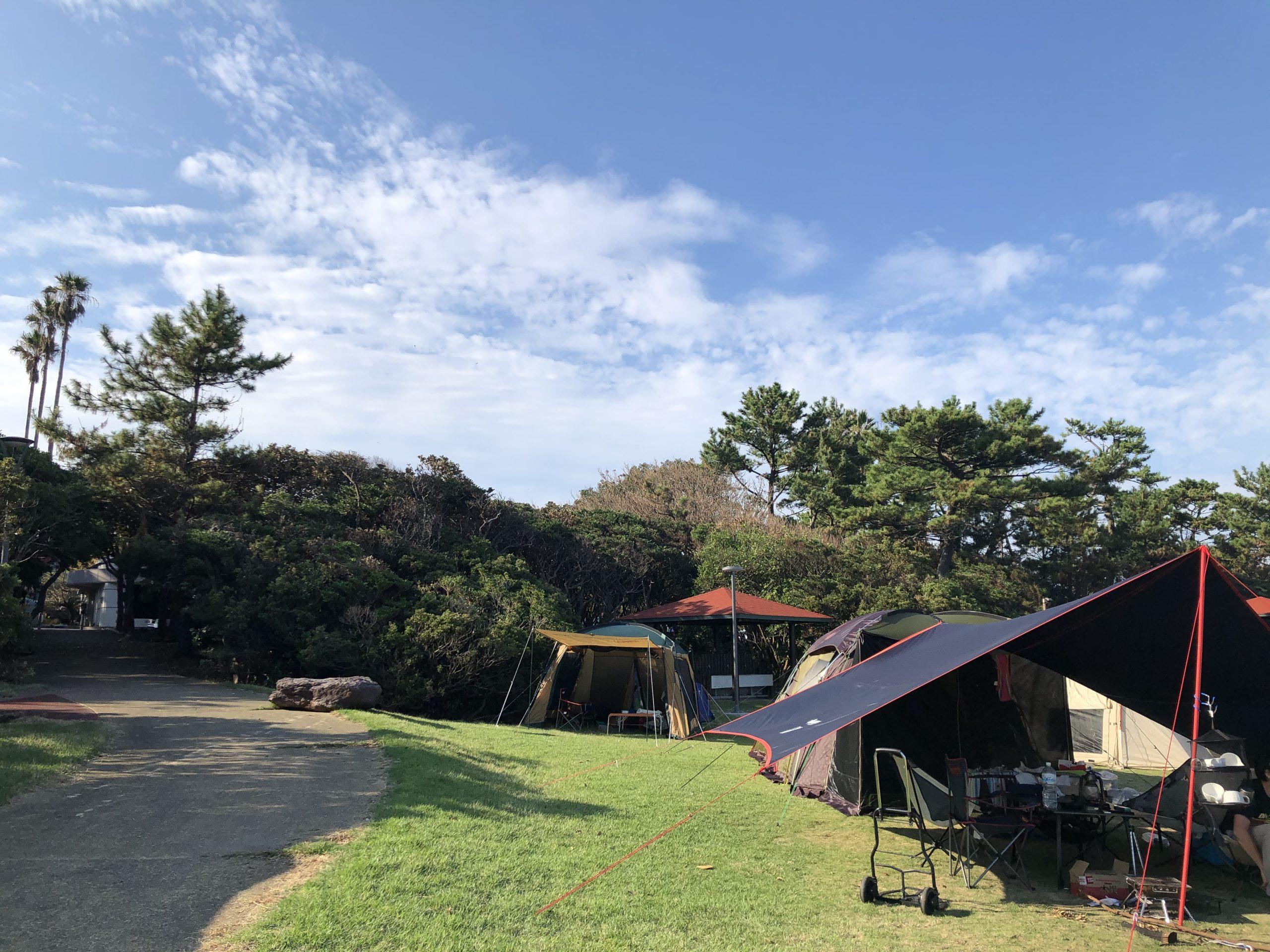 火之神公園キャンプ場 ー南薩地区ー  イメージ画像
