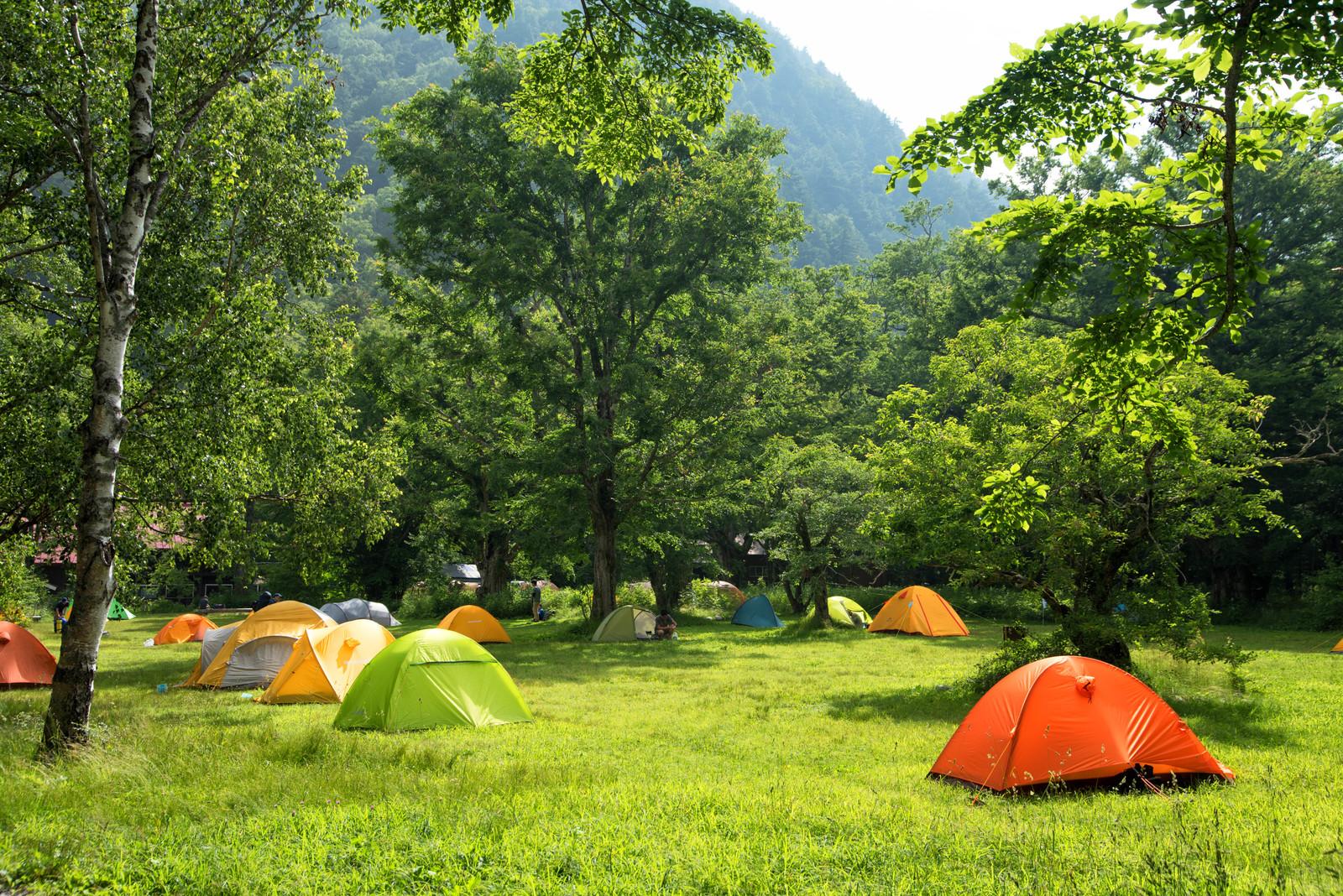 秋キャンプの勧め!おすすめポイントと快適に過ごすための注意点 利用しやすいキャンプ場は?! イメージ画像