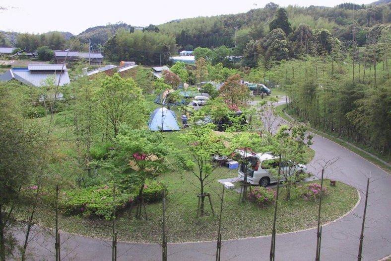 北薩広域公園オートキャンプ場 -北薩地区- イメージ画像