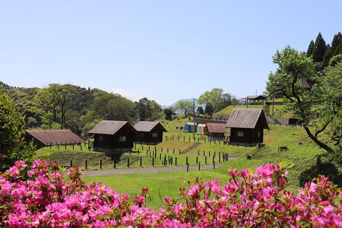 住吉池公園キャンプ村 -中薩地区- イメージ画像