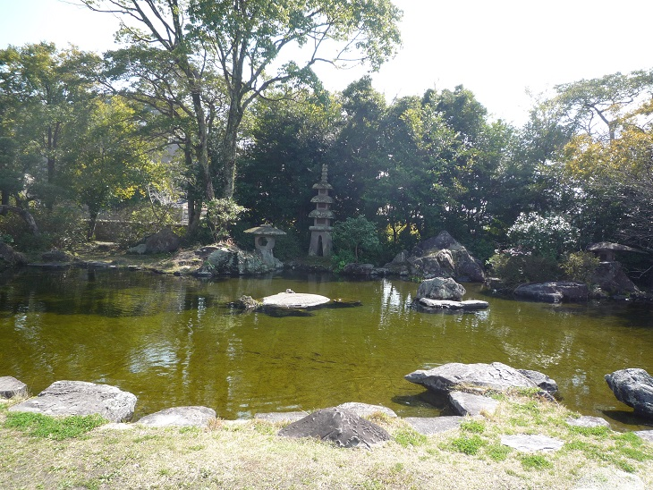 旧島津氏玉里邸庭園の上御庭を一般公開 開催日時  2020年11月21日(土曜日) イメージ画像