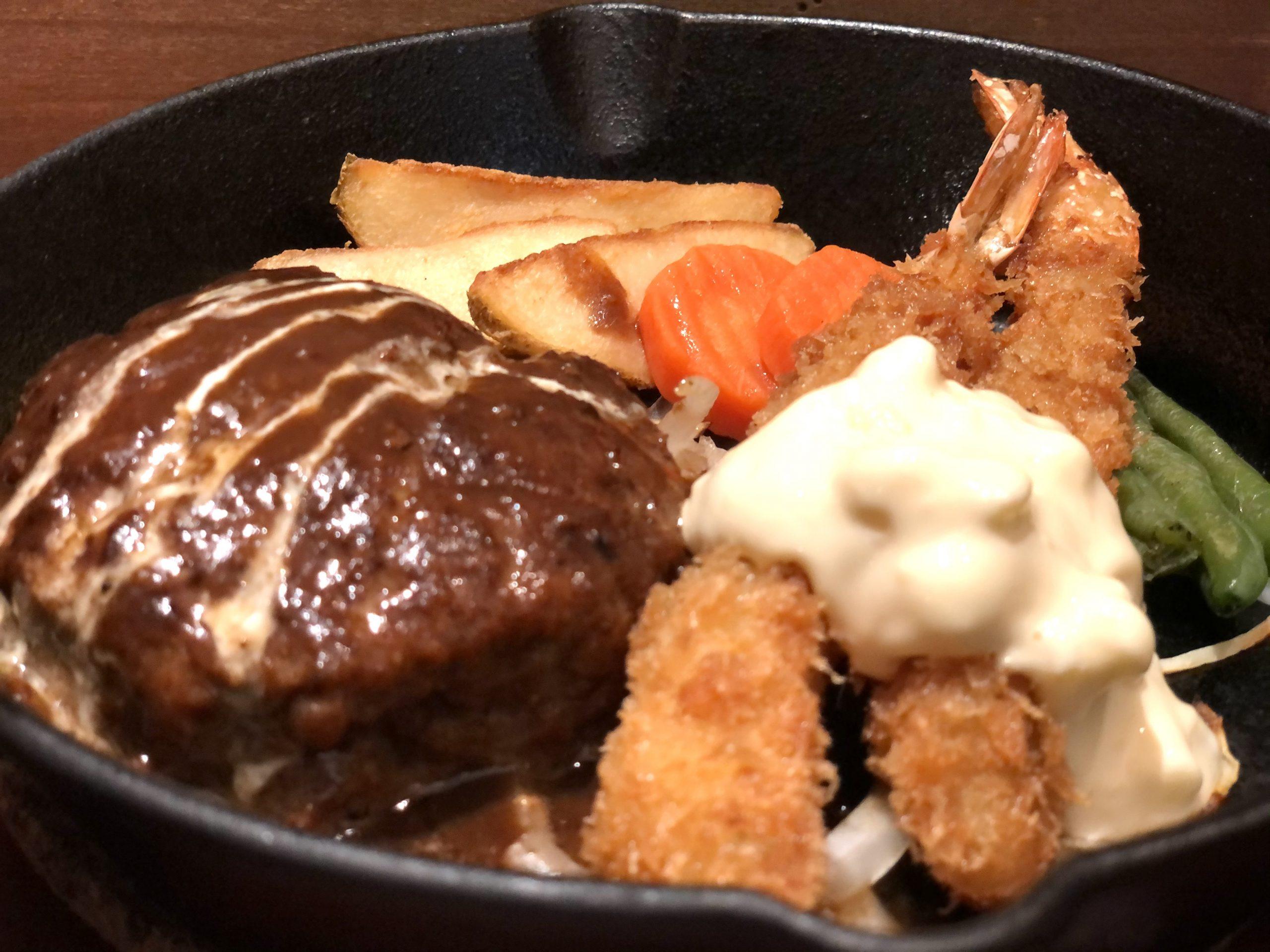 ハンバーグ専門店 grill44.5 -鹿児島市東千石町- イメージ画像
