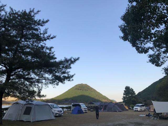 藺牟田池自然公園キャンプ場 -北薩地区- イメージ画像