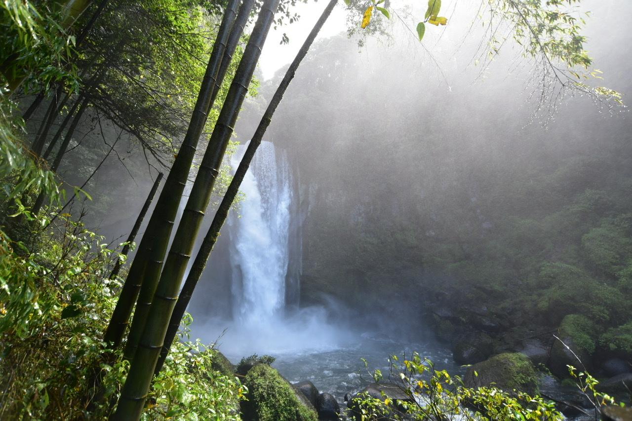 犬飼の滝 パワースポット -霧島市- イメージ画像