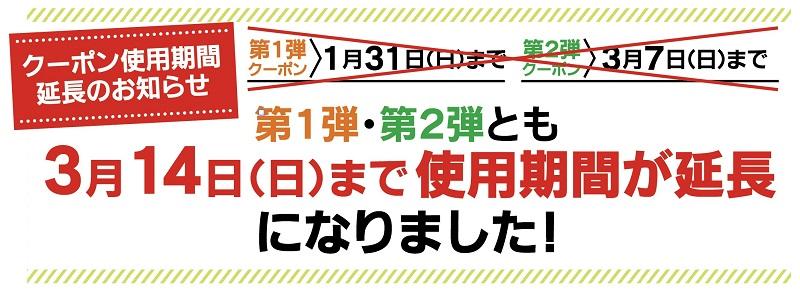 「鹿児島体感!わくわくーぽん」クーポン利用期限が延長になりました!! イメージ画像