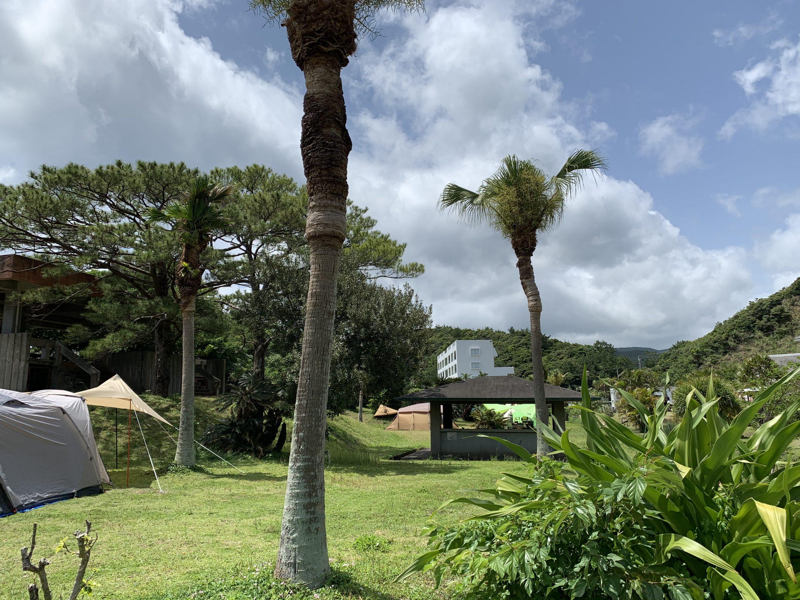 ヤドリ浜キャンプ場 -奄美大島- 離島エリア イメージ画像